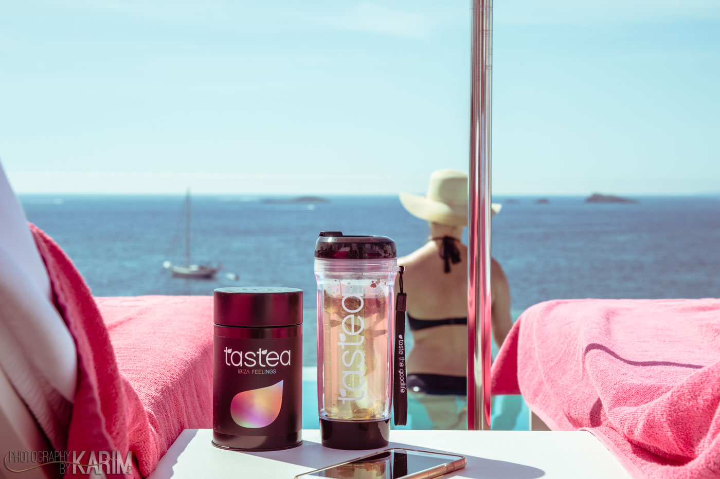Tastea – Ibiza shoot
